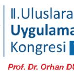 Prof. Dr. Orhan DÜZGÜNEŞ anısına düzenlenen II. Uluslararası Uygulamalı İstatistik Kongresi (UYİK-2021)'ne Davet